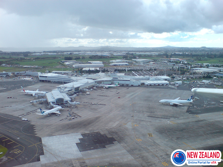 Auckland-international-airport