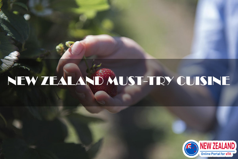 Must-not-miss experiences when trying New Zealand cuisine