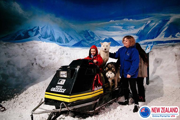Christchurch-Antarctic-center