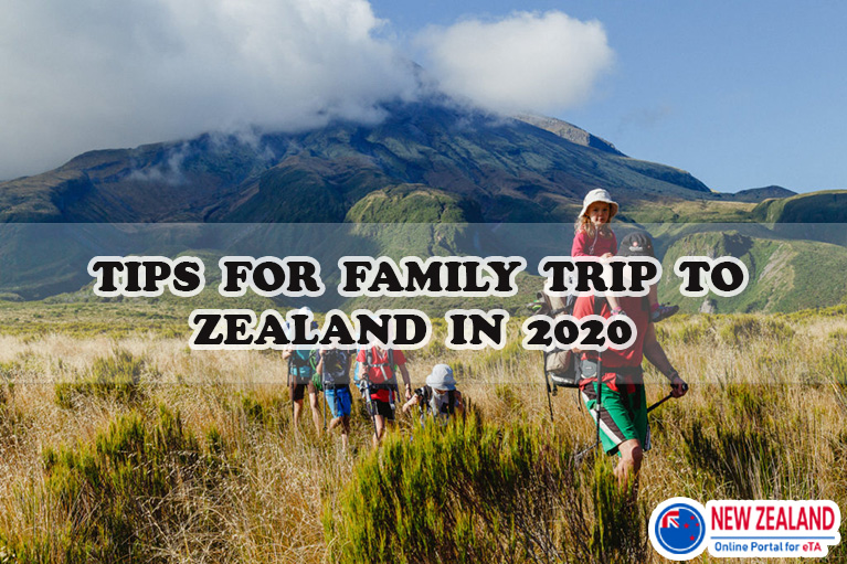 Tips for family trip to New Zealand on 2020 holiday