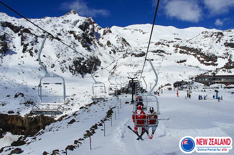 Ski-resort-Queenstown